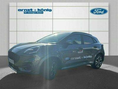 gebraucht Ford Puma 1.0 EcoBoost Hybrid ST-LINE