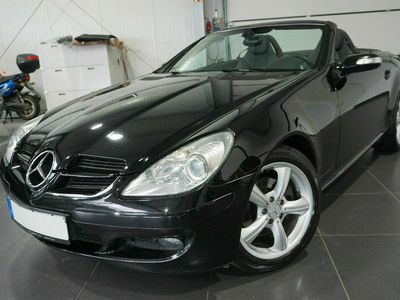 gebraucht Mercedes SLK280 Cabrio Automatik **Leder*SHZ*Klima*CD**