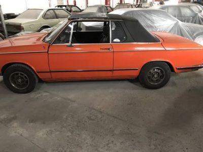 käytetty BMW 2002 BaurE 21 E 30 e36 Cabrio Sammlungsverkleinerung