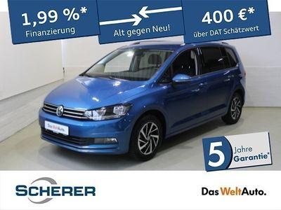 gebraucht VW Touran JOIN 1.5 TSI DSG, 7 Sitzer, Navi, LM, PDC