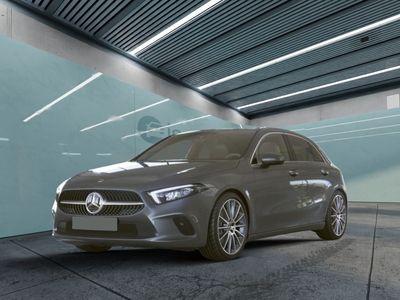gebraucht Mercedes A250 A 250Progressive Navi LED Spurh-Totw. SHZ PTS B