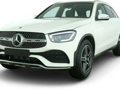 gebraucht Mercedes C200 GLC 200 4M AMG Line Pano.-Dach/Spur-P./LED/AHK