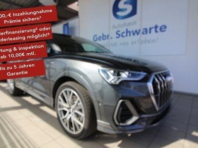 "gebraucht Audi Q3 40 TDI S-tronic S line quattro AHK LM 20"" LED"