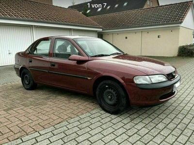 gebraucht Opel Vectra B 1.6