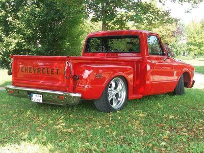 gebraucht Chevrolet C10 Pick Up Big Block 7.4l V8 Short Bed als SUV/Geländewagen/Pickup in München