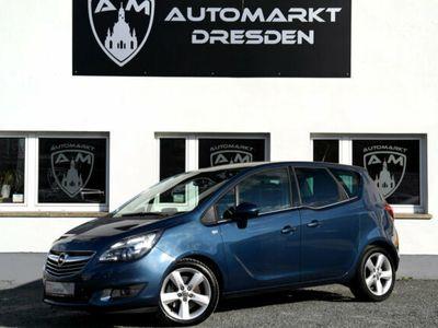 gebraucht Opel Meriva 1.7 CDTI Innovation Leder*automatik*Navi!