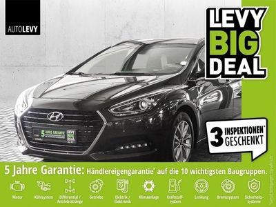 gebraucht Hyundai i40 Kombi 2.0 Automatik Trend