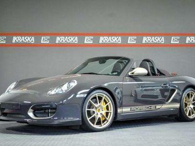 gebraucht Porsche Boxster Spyder Individual PCCB TOP Sonderfarbe