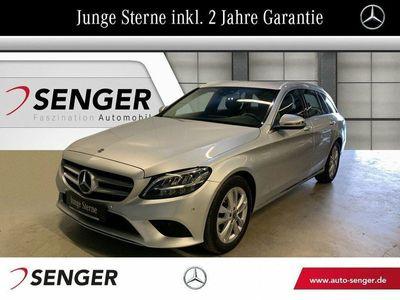 gebraucht Mercedes C180 T +Avantgarde+Led+Park-Paket+RFK+Assistenz Fahrzeuge kaufen und verkaufen