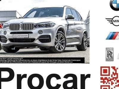 gebraucht BMW X5 M50d M Sportpaket Innovationsp. Navi Prof.