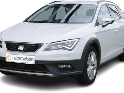 gebraucht Seat Leon X-Perience Leon 1.8 TSI Kb 5 ST 4Drive ABS ESP Z