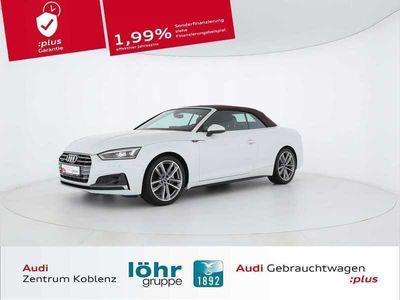 gebraucht Audi A5 Cabriolet 40 TDI quattro S tronic sport B&O*Lede