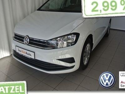 gebraucht VW Golf Sportsvan 1.0 TSI Trendline AHK Climatronic