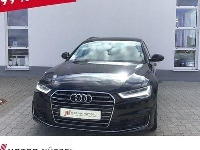 gebraucht Audi A6 Avant 3.0 TDI QU LED+NAVI+AHK+ALCANTARA+EU6