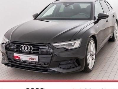 gebraucht Audi A6 Avant sport 45 TDI qu.tiptr. LED NAVI LEDER