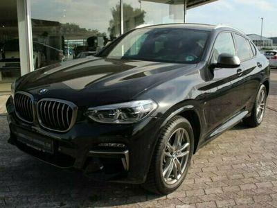gebraucht BMW X4 M40iA LEDER PANO LED HUD DAB HiFi ACC AHK
