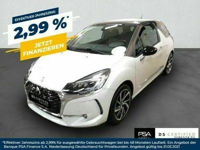 gebraucht Citroën DS3 PureTech 110 Start & Stop EAT6 SportChic