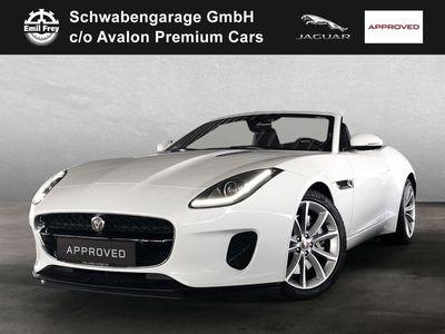 gebraucht Jaguar F-Type Cabriolet Aut. *Klima-Paket*Keyless*1.Hand