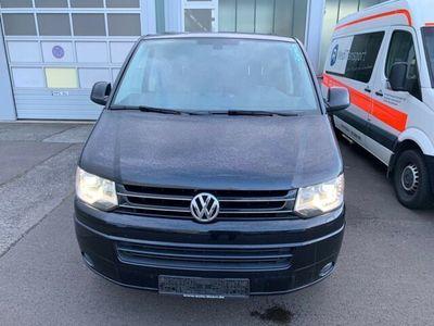 gebraucht VW Caravelle T5 BusComfortline lang 4Motion