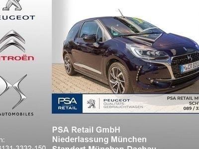 gebraucht Citroën DS3 Cabriolet BlueHDi 120 SportChic Navi Sitzheizung DAB