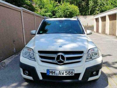 gebraucht Mercedes GLK220 Mercedes Benz
