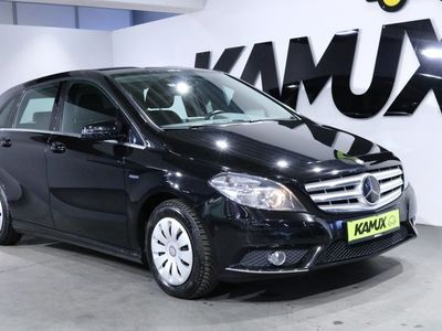 gebraucht Mercedes B180 CDI +Park Assist +SHZ +Sitz-Komfort Paket +USB / AUX