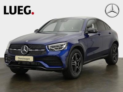 gebraucht Mercedes 200 GLC4M AMG+Night+LED+Kamera+PDC