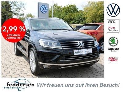 gebraucht VW Touareg 3,0 TDI V6 Luftfederung Allrad XENON NAVI LEDER AL