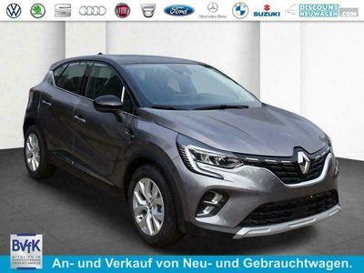 gebraucht Renault Captur TCe 140 EDC Intens, Stau-Assist, 360°, Winter-Paket