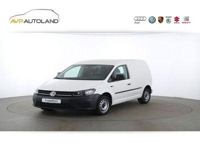 gebraucht VW Caddy Kasten kurz TDI 110 kW 6-Gang Basis