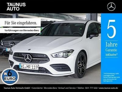 gebraucht Mercedes CLA180 Coupe-AMG-NIGHT-LED-KAM-NAVI UVP 40.700,-