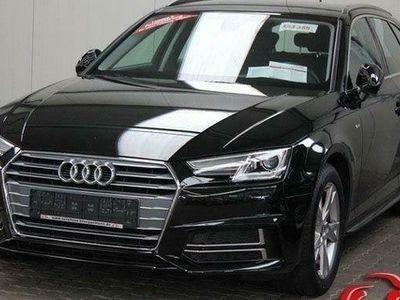 gebraucht Audi A4 AVANT 2,0 TDI S-TRONIC SPORT S-LINE-EXTERIEUR