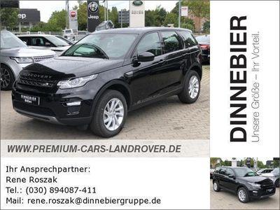 gebraucht Land Rover Discovery Sport Si4 SE 177 kW | Teltow Vorführwagen, bei Autohaus Dinnebier GmbH