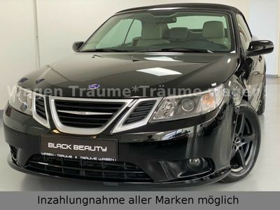 gebraucht Saab 9-3 Cabriolet 1.8t Black Beauty nur 50.TKM ! Kd neu