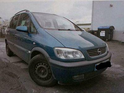 gebraucht Opel Zafira A 1.8 Selection Executive