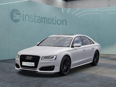 gebraucht Audi A8 A83.0TDI/adAIR/Matrix/ACC/Standhzg/Bose/HuD/20