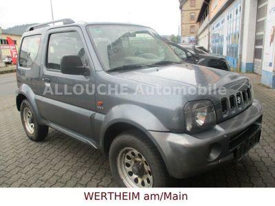 used Suzuki Jimny 1.3 4WD*Klima*Standheizung*AHK*Schiebedach