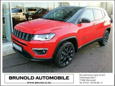 gebraucht Jeep Compass CompassS 150PS Panorama ACC