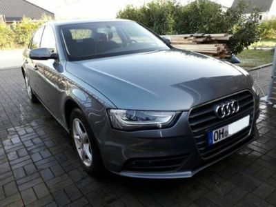 gebraucht Audi A4 1.8 TFSI multitronic Ambiente