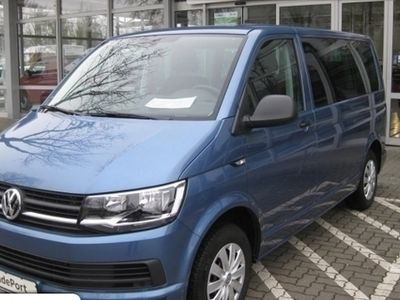gebraucht VW Multivan T6Trendline 2.0 TDI AHK Navi SHZ PDC