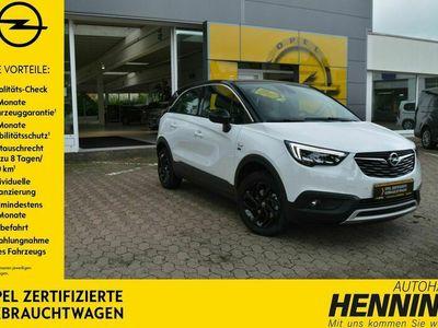 gebraucht Opel Crossland X 2020 AT+Navi+LED+Kamera+SHG+ALU