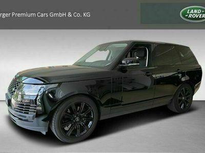 gebraucht Land Rover Range Rover P525 Kompressor Vogue ACC HUD STHZG Bluetooth LED