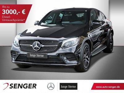 gebraucht Mercedes GLC300 4M COUPE AMG-LINE+COMAND+KAMERA+SHD+SHZ