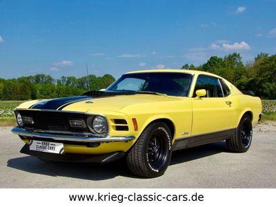 gebraucht Ford Mustang 1970, Mach 1, M-Code