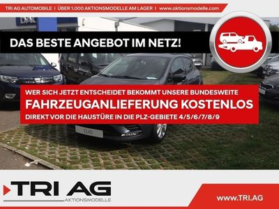 gebraucht Renault Clio IV Collection TCe 90 eco Navi Keyless LED-Tagfahrlicht RDC Klimaautom SHZ