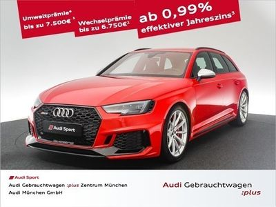 second-hand Audi RS4 Avant 2.9 TFSI qu. Matrix/B&O/HUD/Virtual/Navi+