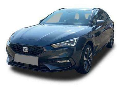 gebraucht Seat Leon LeonSportstourer FR 1.5 TSI Pano INFOTAIN Voll-LED