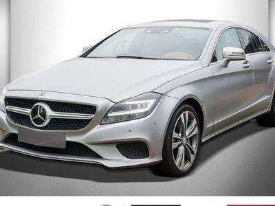 gebraucht Mercedes CLS350 d 4M COUPE+STANDHZG+COMAND+KAMERA+LED Fahrzeuge kaufen und verkaufen