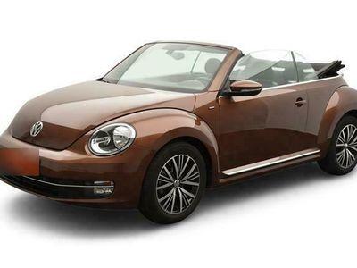 gebraucht VW Beetle Cabriolet 1.2 TSI Allstar Navi Bluetooth