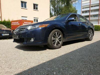 gebraucht Honda Accord 2.4 Automatik TypeS